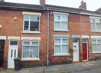 Thumbnail 2 bed terraced house for sale in Broomhill Street, Tunstall, Stoke-On-Trent