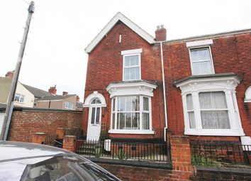 Thumbnail 3 bed end terrace house for sale in 1, St. Augustine Avenue, Grimsby, Lincolnshire