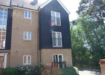 Thumbnail 1 bed flat for sale in Red Lodge, Bury St. Edmunds, Suffolk