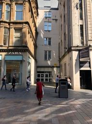 Thumbnail 1 bed flat to rent in 3.08, 10 Buchanan Street, Glasgow