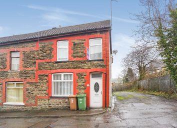 4 bed end terrace house for sale in Brynhyfryd Street, Blackwood NP12