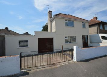 Thumbnail 4 bed detached house for sale in Laburnum Road, Weston-Super-Mare