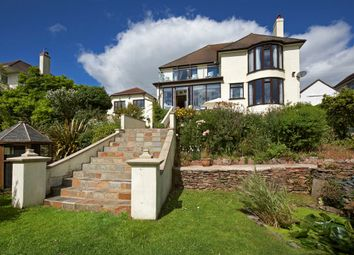 Thumbnail 4 bed detached house for sale in Dartmouth Road, Paignton
