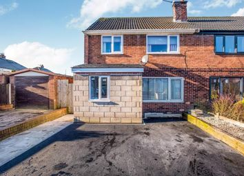 Thumbnail 3 bedroom semi-detached house for sale in Coniston Road, Fulwood, Preston, Lancashire