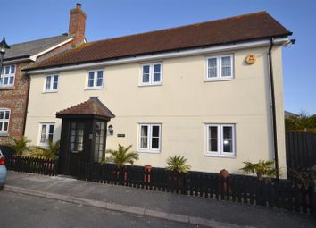 Thumbnail 4 bed semi-detached house for sale in Lugger Close, Chickerell, Weymouth