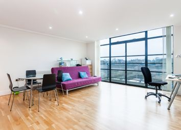Thumbnail 1 bed flat for sale in Soap House Lane, Ferry Quays, Brentford, Middlesex
