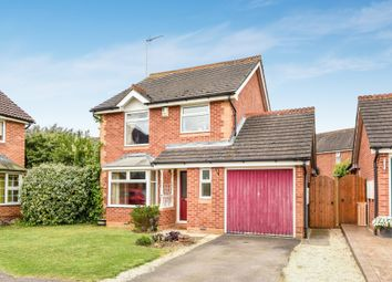 Thumbnail 3 bed detached house for sale in Ypres Way, Abingdon-On-Thames