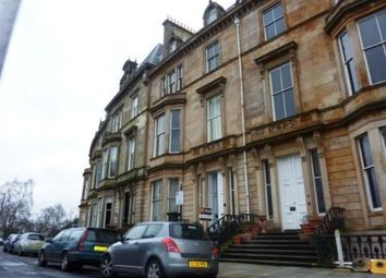 Thumbnail 1 bed flat to rent in Park Terrace, Park, Glasgow