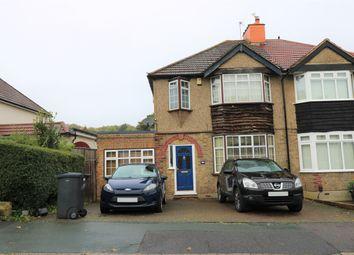 Thumbnail 4 bed semi-detached house for sale in Sundale Avenue, Selsdon, South Croydon