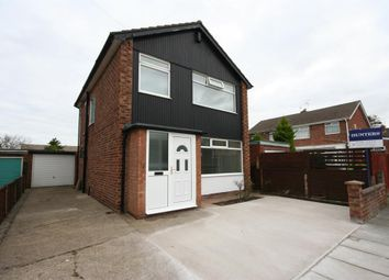 Thumbnail 3 bed detached house for sale in Grampian Way, Moreton, Wirral