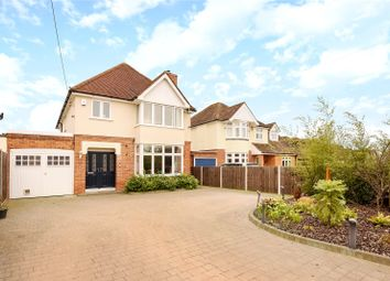 Thumbnail 4 bed detached house to rent in Oatlands Road, Shinfield, Berkshire