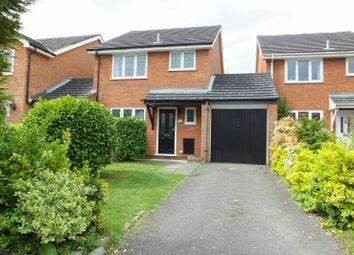 Thumbnail 3 bed detached house for sale in Barnard Close, Frimley, Camberley