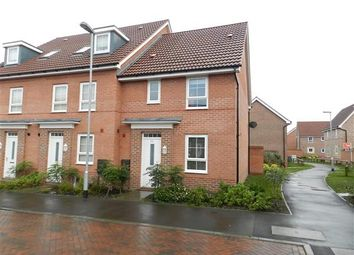 Thumbnail 3 bed town house for sale in Sanderling Way, Forest Town, Mansfield
