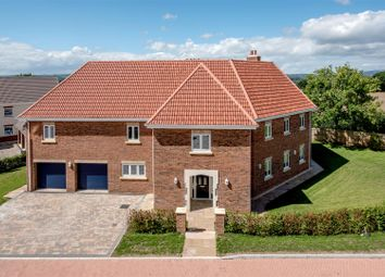 Thumbnail 5 bed detached house for sale in Sherlands Heights, Taunton