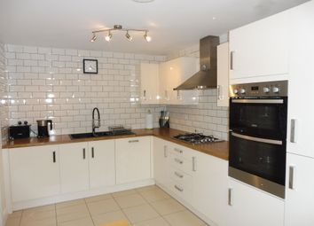 Thumbnail 4 bedroom semi-detached house for sale in Leatherworks Way, Northampton