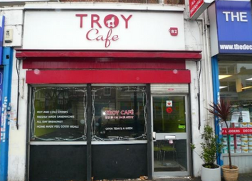 Thumbnail Retail premises for sale in Streatham Hill, London