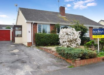Thumbnail 2 bed semi-detached bungalow for sale in Galmington Drive, Taunton, Somerset
