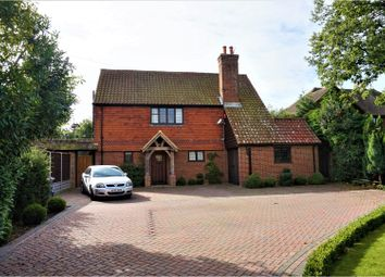 Thumbnail 4 bed detached house for sale in Massetts Road, Horley