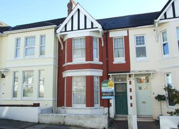 Thumbnail 3 bedroom terraced house for sale in Mutley, Plymouth, Devon