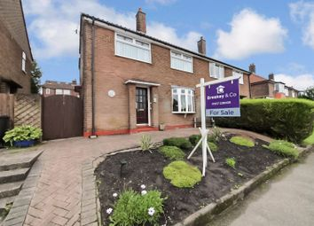 Thumbnail 3 bed semi-detached house for sale in St. Wilfrids Road, Standish, Wigan