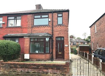 Thumbnail 3 bedroom semi-detached house to rent in Ashworth Street, Failsworth, Manchester