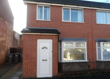 Thumbnail 2 bedroom semi-detached house to rent in Boome Street, Blackpool