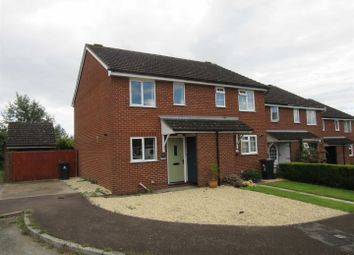 Thumbnail 2 bedroom end terrace house to rent in Colchester Close, Westbury-On-Severn