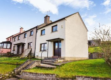 Thumbnail 2 bed property for sale in Macrae Crescent, Dingwall