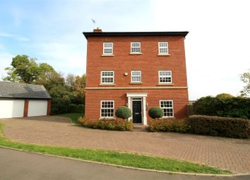 Thumbnail 5 bed detached house for sale in Long Hassocks, Coton Park, Rugby