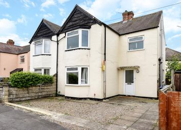 Thumbnail 3 bed semi-detached house to rent in Coverley Road, Headington