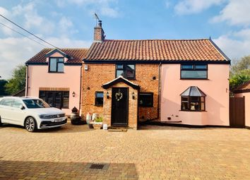 Thumbnail 4 bed cottage to rent in Elm Tree Road, Carlton Colville, Lowestoft