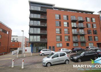 Thumbnail 1 bed flat to rent in Callisto, Ryland Street, Birmingham