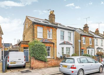 Thumbnail 3 bed semi-detached house to rent in Shortlands Road, Kingston Upon Thames