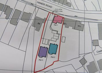Thumbnail Land for sale in Leafy Lane, Heanor