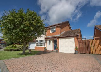Thumbnail 4 bed detached house for sale in Patrick Way, Aylesbury