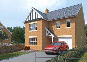 Thumbnail 5 bedroom detached house for sale in Forge Lane, Congleton