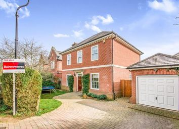 Thumbnail 4 bed detached house for sale in Stoney Croft, Netherne On The Hill, Coulsdon, Surrey