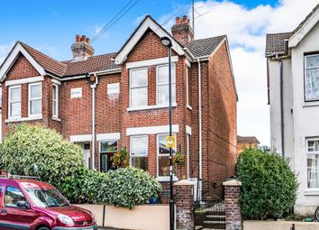 Thumbnail 4 bed semi-detached house for sale in Sholing Road, Southampton