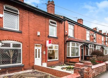 Thumbnail 2 bed terraced house for sale in Leigh Road, Worsley, Manchester, Greater Manchester