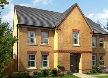 "Thumbnail 5 bed detached house for sale in ""Glidewell"" at Sir Williams Lane, Aylsham, Norwich"