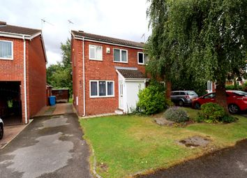 2 bed semi-detached house for sale in Broomhead Close, Howdale Road, Hull, Yorkshire HU8