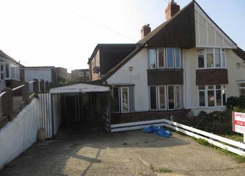 Thumbnail 4 bed semi-detached house for sale in Essenden Road, St Leonards-On-Sea, East Sussex