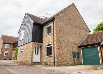 Thumbnail 4 bed detached house to rent in De Bohun Court, Saffron Walden