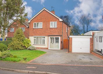 Thumbnail 3 bed detached house for sale in Beverley Close, Astwood Bank, Redditch