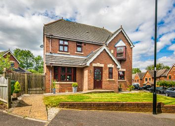 Thumbnail 5 bed detached house for sale in Moor Valley Close, Mosborough, Sheffield
