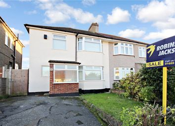Thumbnail 3 bed semi-detached house for sale in Chalk Pit Avenue, Orpington, Kent