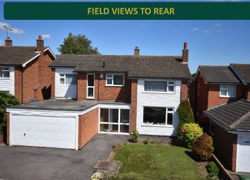 4 bed detached house for sale in Windrush Drive, Oadby, Leicester LE2