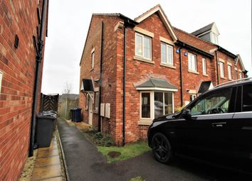 Thumbnail 3 bed end terrace house to rent in Old Oaks View, Barnsley