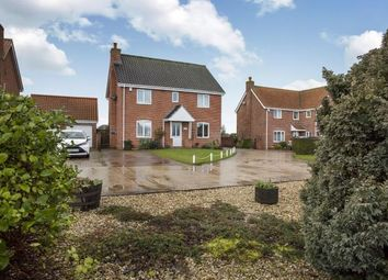 Thumbnail 4 bed detached house for sale in Tibenham, Norwich, Norfolk