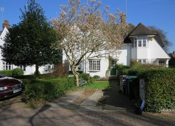 Thumbnail 3 bed terraced house to rent in Wordsworth Walk, Hampstead Garden Suburb